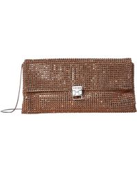 Reiss Albany Clutch - Pink