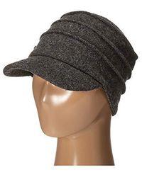 87925d83 BCBGeneration Pom Pom Cadet Hat - Lyst