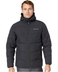 c58138b9f73 Patagonia Lone Mountain Parka in Black for Men - Save 50% - Lyst