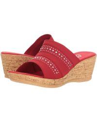 Onex - Sadi (navy) Women's Sandals - Lyst