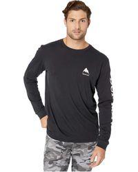 Burton Elite Long Sleeve T-shirt - Black