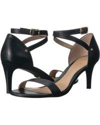 Lauren by Ralph Lauren - Glinda (merlot Suede) Women's Shoes - Lyst