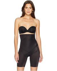 Miraclesuit - Tummy Tuck High-waist Thigh Slimmer (nude) Women's Underwear - Lyst
