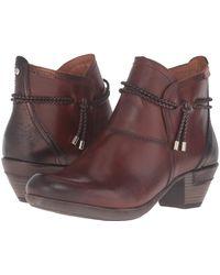 Pikolinos Rotterdam 902-8775 Shoes - Brown