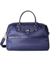 Lipault Plume Avenue Duffel Bag - Blue
