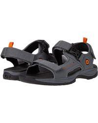 Dunham Nolan Water Friendly Shoes - Gray