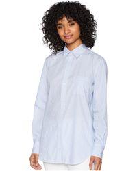 Equipment - Kenton (bright White) Women's Clothing - Lyst