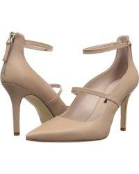 Nine West - Mayhalina (black/white Leather) Women's Shoes - Lyst