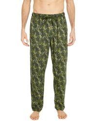 Tommy Bahama Knit Pajama Pants - Metallic