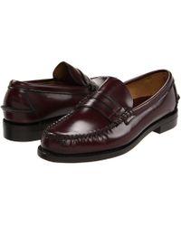 Sebago - Classic (black) Men's Shoes - Lyst
