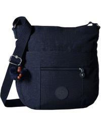 Kipling - Bailey Saddle Bag Handbag (soft Earthy Beige) Handbags - Lyst