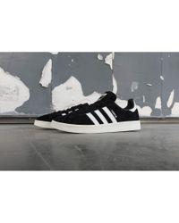 adidas Originals - Campus (burgundy/white/chalk White) Men's Classic Shoes - Lyst