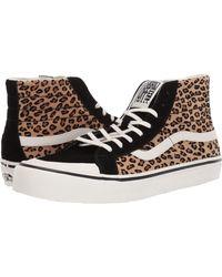 Vans - Sk8-hi 138 Decon Sf Womens Shoes - Lyst