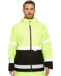 Timberland - Work Sight High-visibility Insulated Jacket - Lyst