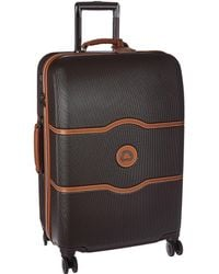 Delsey Chatelet Hard - 24 Spinner Trolley - Brown