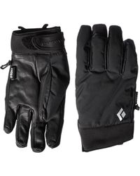 Black Diamond - Heavyweight Waterproof Gloves - Lyst