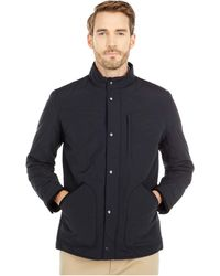J.Crew Quilted Sussex Jacket - Blue