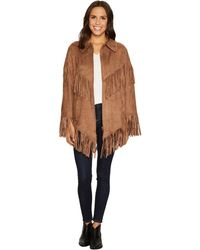 Tasha Polizzi - Poppy Cape (moose) Women's Clothing - Lyst