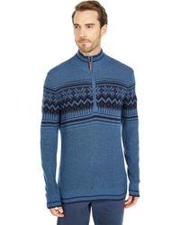 Obermeyer Jeremiah Ski Sweater Clothing - Purple