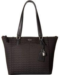 Nine West - Atwell Tote (jet Black) Tote Handbags - Lyst