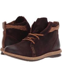 Born - Temple (taupe) Women's Shoes - Lyst