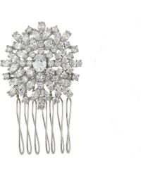Marchesa - Rise And Shine Cluster Comb - Lyst