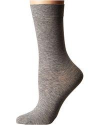 Falke - Sensual Silk Ankle - Lyst