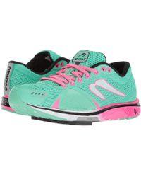 Newton Running - Gravity 7 (teal/fuchsia) Women's Running Shoes - Lyst