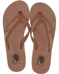 Vans Soft-top Shoes - Brown