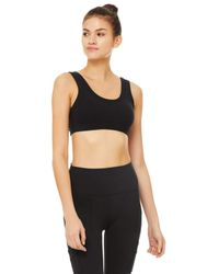 Alo Yoga - Wellness Bra Bra - Lyst