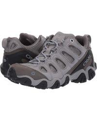 Obōz Sawtooth Ii Low (tradewinds Blue) Women's Shoes