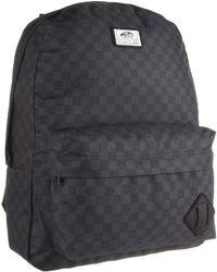 99e833b047 Vans - Old Skool Ii Backpack (black white 1) Backpack Bags - Lyst