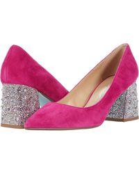 Betsey Johnson Paige Pump - Pink