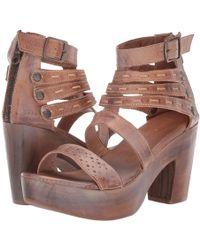18d9cf3866d2 Bed Stu - Adelia (tan Rustic Mason Bfs) Women s Shoes - Lyst