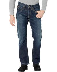 Ariat M5 Slim Stackable In Borman Jeans - Blue