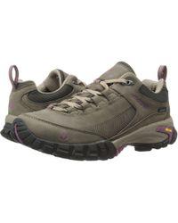 Vasque - Talus Trek Low Ultradrytm (black Olive/damson) Women's Boots - Lyst