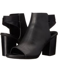 Kenneth Cole Reaction Fridah Fly Ankle Bootie - Black
