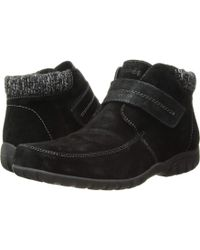 Propet - Delaney Strap (navy) Women's Clog/mule Shoes - Lyst