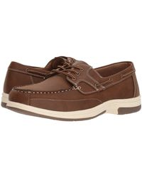 Deer Stags Mitch Boat Shoes - Brown