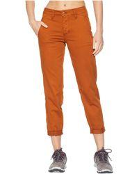 Prana - Janessa Pants (cargo Green) Women's Casual Pants - Lyst