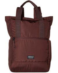 4bcdde431fe5 adidas Originals - Originals Tote Pack Ii Backpack (major) Backpack Bags -  Lyst