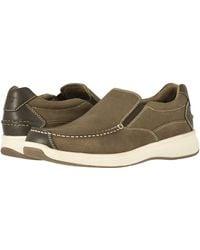 Florsheim Great Lakes Moc Toe Slip-on Shoes - Brown