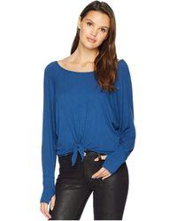 Lucy Love - Sunrise T-shirt (deep Sea) Women's T Shirt - Lyst