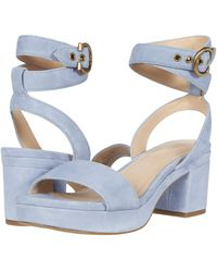 COACH Serena Sandal - Blue