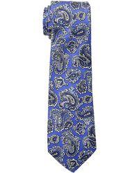Lauren by Ralph Lauren - Small Paisley Tie (blue) Ties - Lyst