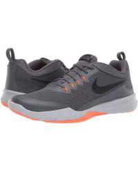 super popular 5e58b 0855e Nike - Legend Trainer (dark Grey black hyper Orange wolf Grey)