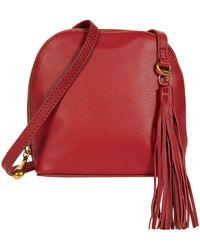 Hobo International Nash Handbags - Red