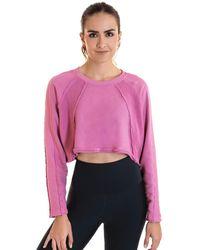Maaji Bravery Taffy Sweatshirt - Purple
