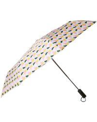 Kate Spade Travel Umbrella - Pink