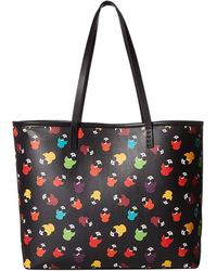 Alice + Olivia Veronica Stace Photobooth Small Tote - Black